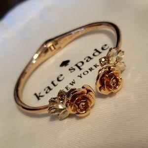 NWOT Kate Spade Hinge Bracelet